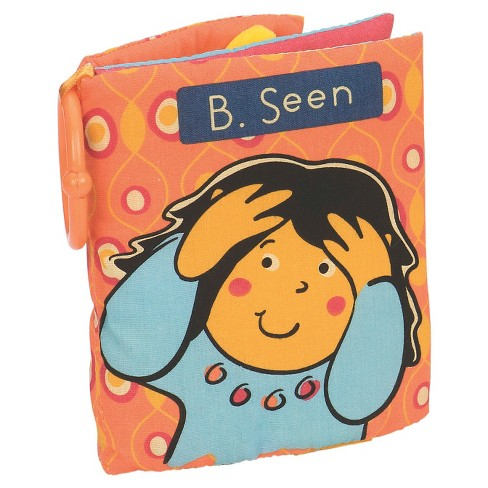 Baby B. Lovey Books - B. Seen - Assorted Styles - image 1 of 2