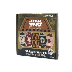 Star Wars Sabacc Shaped Playing Cards