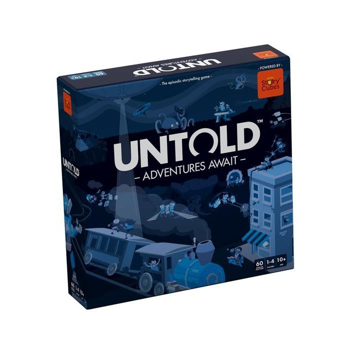 Untold - Adventures Await (2017 Edition) Board Game - image 1 of 1