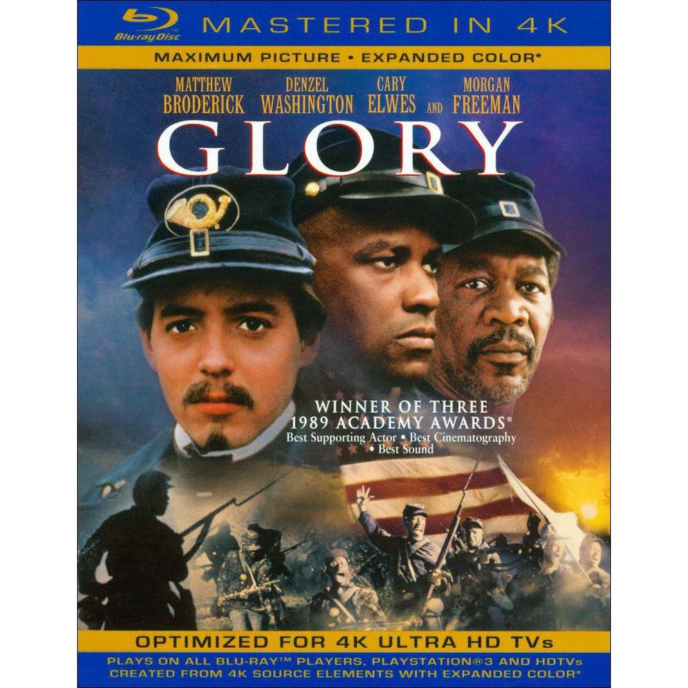 Glory (Blu-ray), Movies