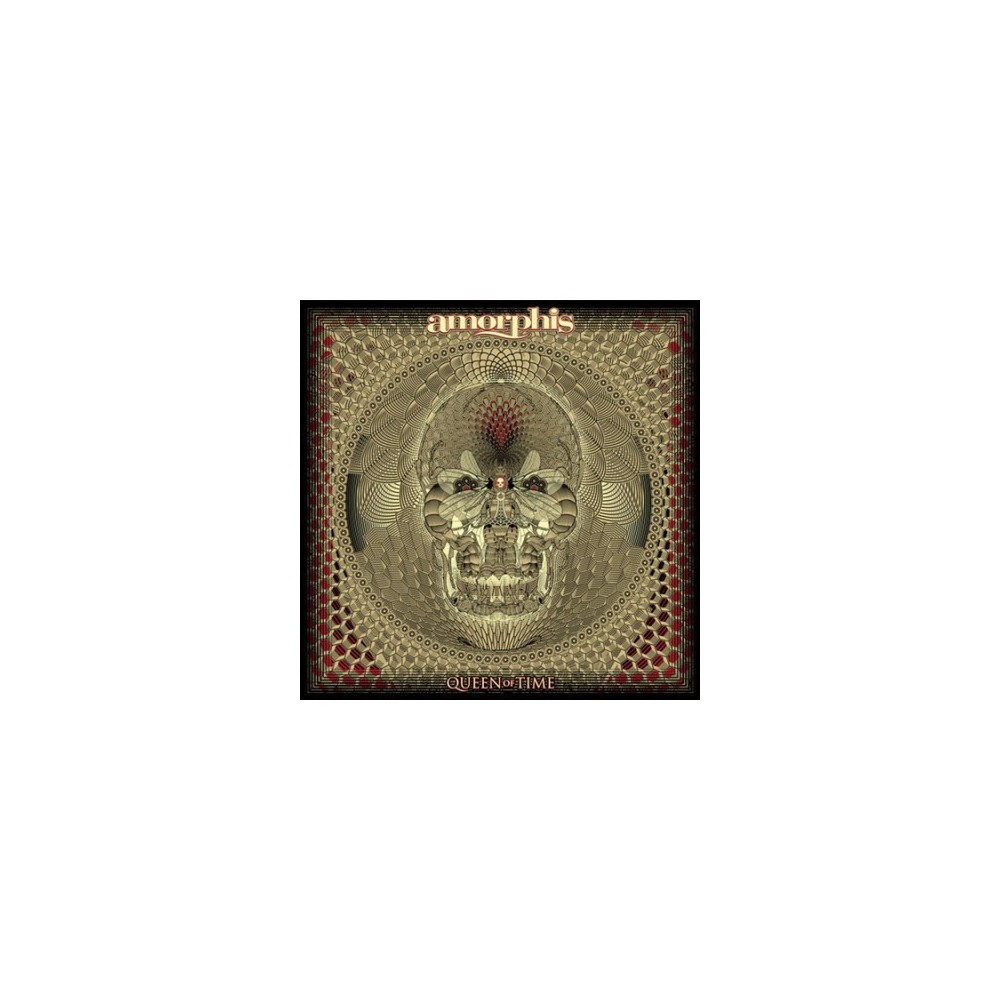 Amorphis - Queen Of Time (Red Marble ) (Vinyl)