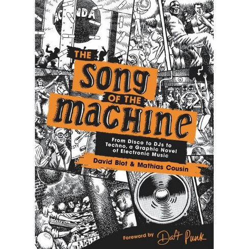 The Song of the Machine - by  David Blot & Mathias Cousin (Hardcover) - image 1 of 1