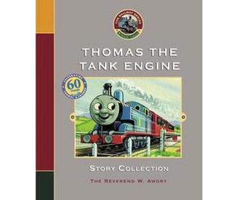 Thomas the Tank Engine Story Collection (Hardcover) (W. Awdry) - image 1 of 1