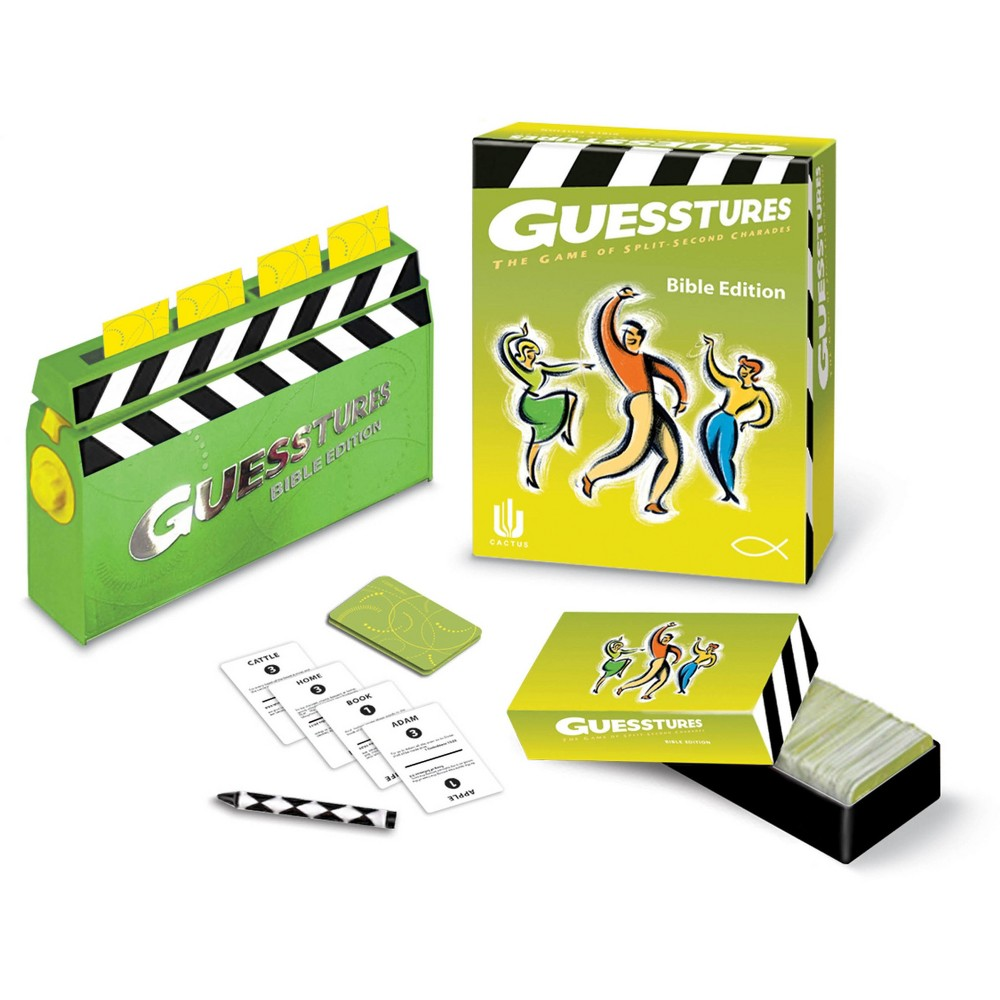 Talicor Guesstures: Bible Edition Game