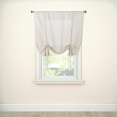 Curtain Panel Tie Up Bonaire Yellow - Threshold™