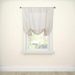 "Bonaire Tier Curtain Panels 36""X42"" - Threshold™"
