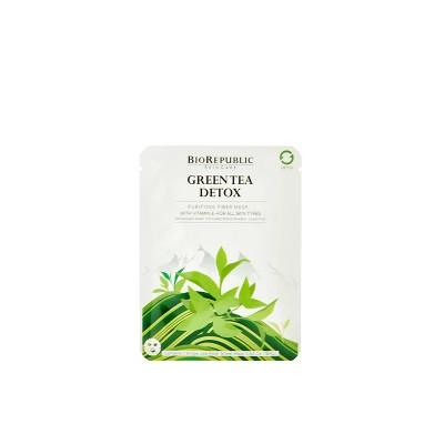 BioRepublic SkinCare Green Tea Detox Purifying Mask - 0.63oz