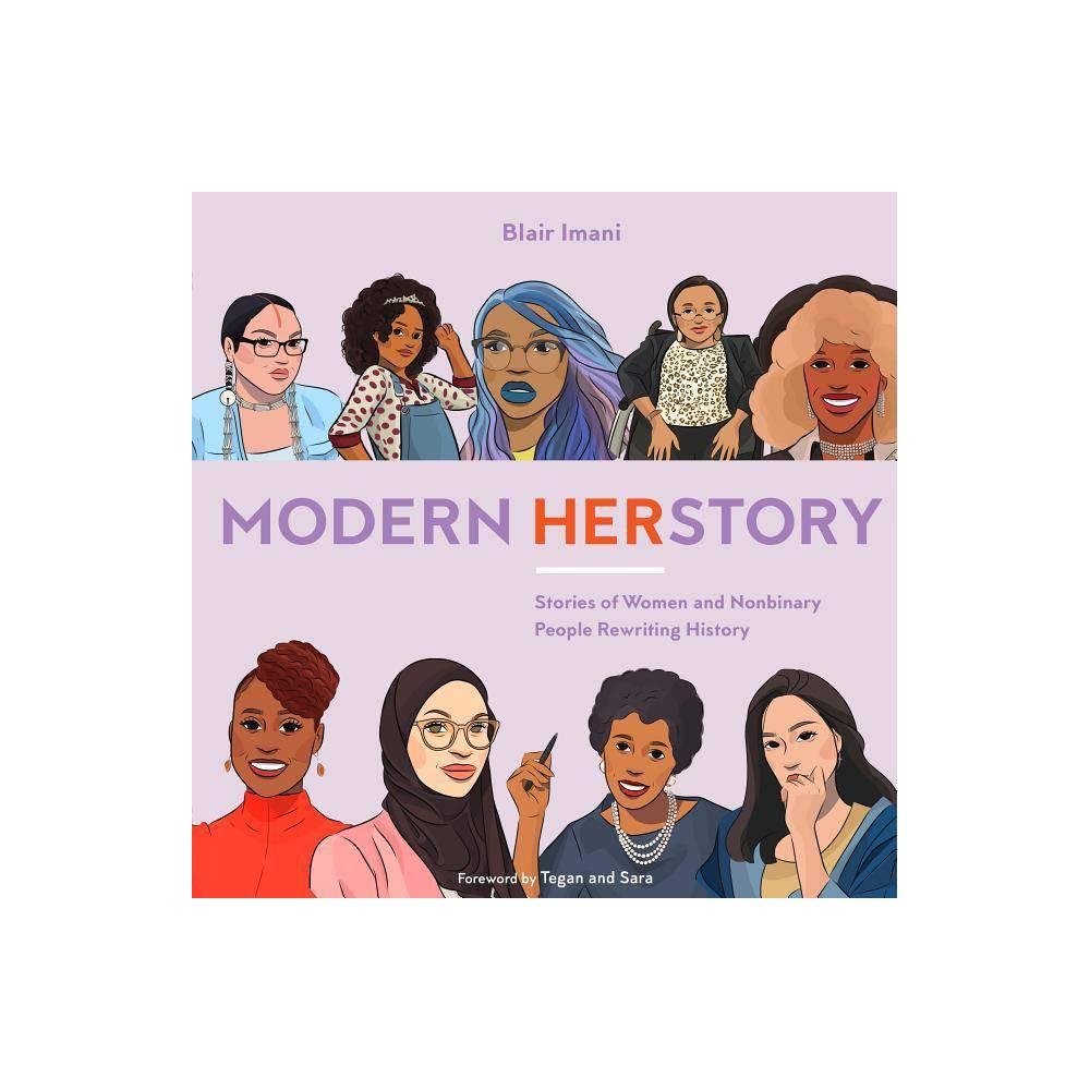 Modern Herstory By Blair Imani Hardcover