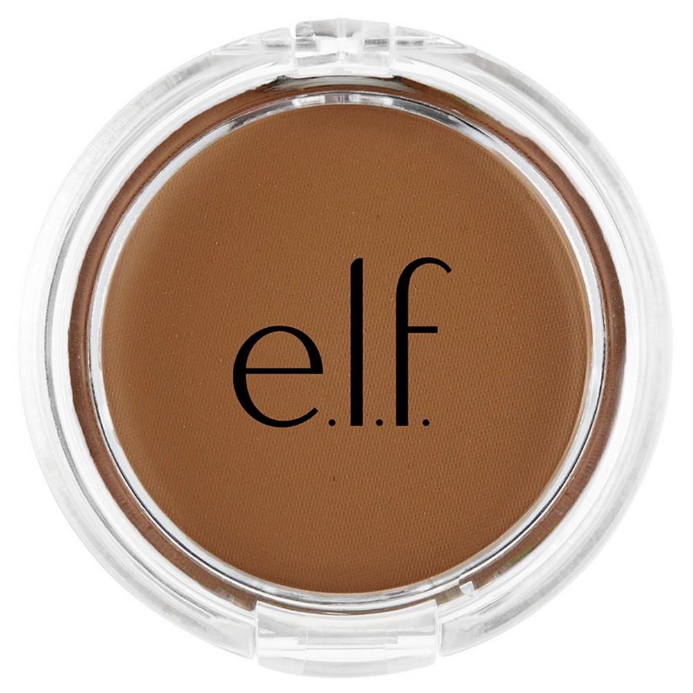 Image of e.l.f. Prime & Stay Finishing Powder Medium/Dark - 0.17oz