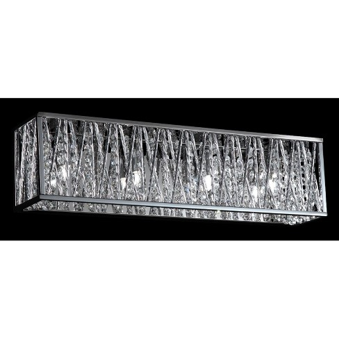Z-Lite 872-4V Terra 4 Light ADA Compliant Bathroom Vanity Light - image 1 of 1