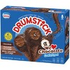 Nestle We Love Chocolate Cookie Frozen Dipped Drumstick - 8ct - image 2 of 3