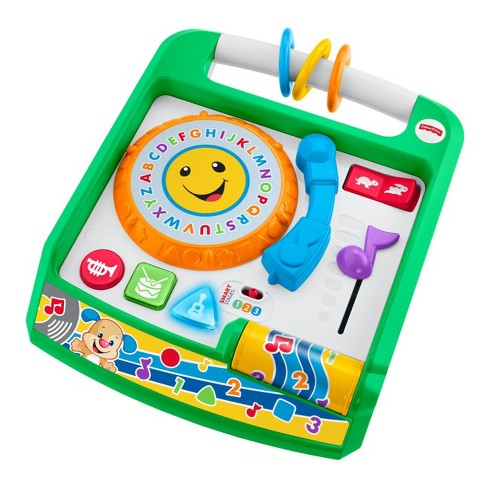 Fisher-Price Laugh and Learn Remix Record Player - image 1 of 18
