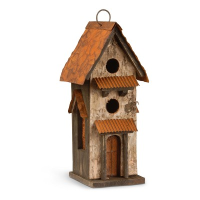 Birdhouse Brown 13  - National Tree Company®
