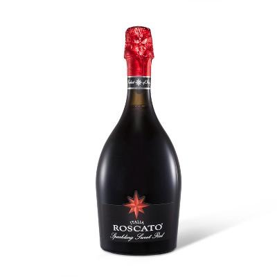 Roscato Sparkling Sweet Red Wine - 750ml Bottle