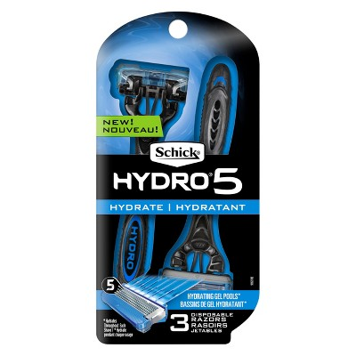 Schick Hydro 5 Sense Hydrate