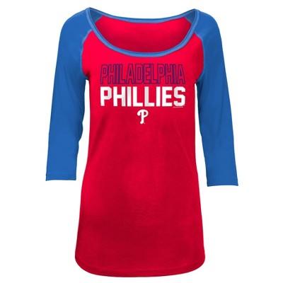 MLB Philadelphia Phillies Women's Play Ball Fashion Jersey