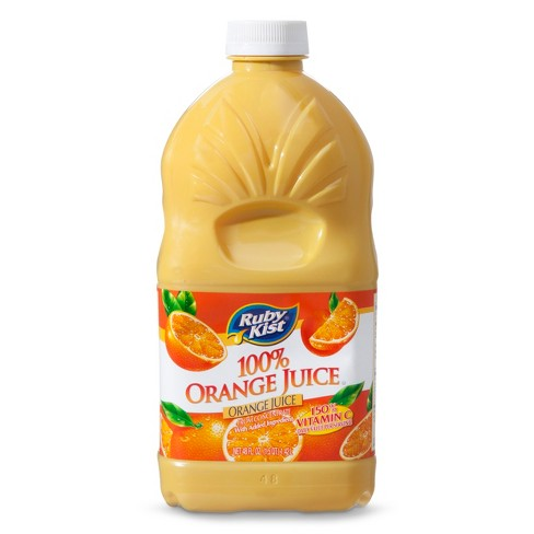 Ruby Kist 100% Orange Juice - 48 fl oz Bottle - image 1 of 1