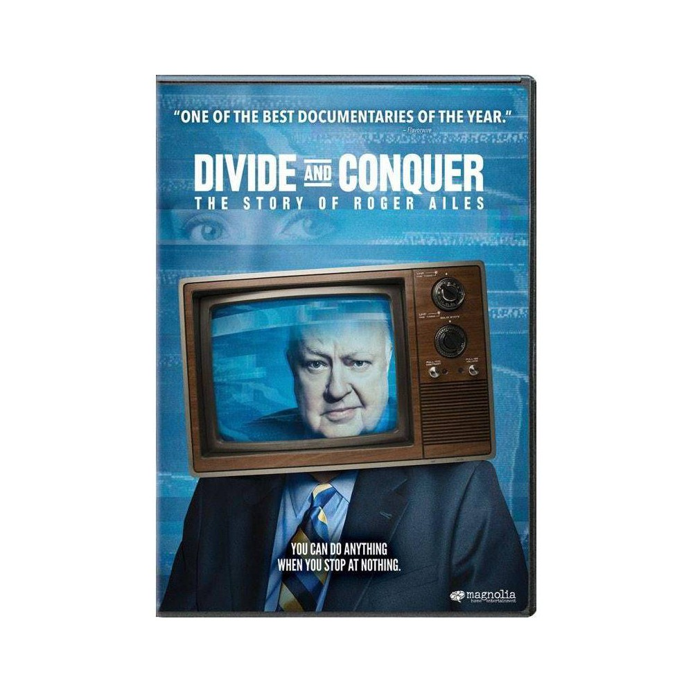 Divide And Conquer The Story Of Roger Ailes Dvd 2019