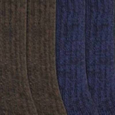 Brown/Charcoal Gray/Navy