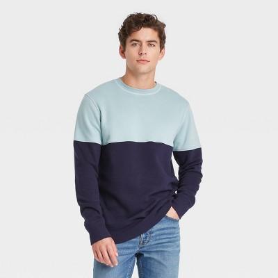 Men's Standard Fit Crewneck Sweatshirt - Goodfellow & Co™