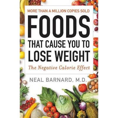 the negative calorie diet target