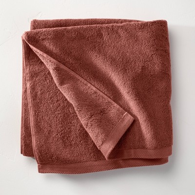 Organic Bath Towel Clay - Casaluna™
