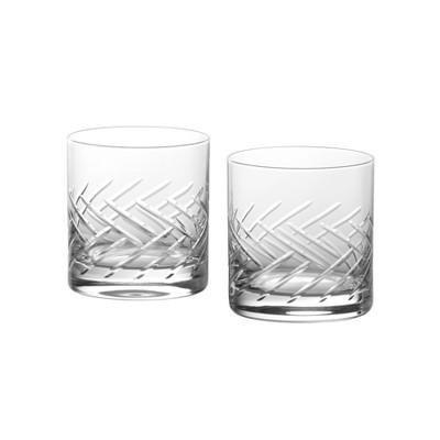 13oz 2pk Glass Distill Arran Double Old Fashion Glasses - Schott Zwiesel