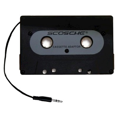Scoshe FM T MP3 To Cassette Black