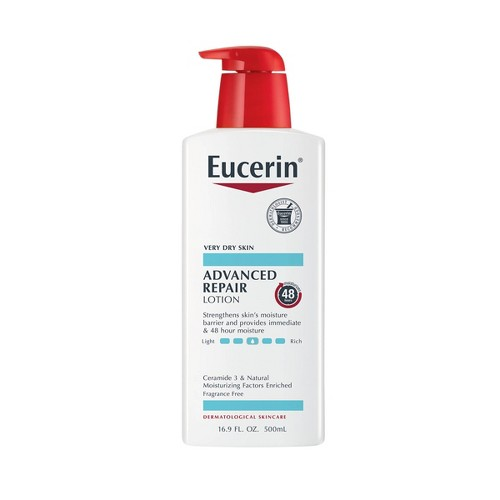 Eucerin Advanced Repair Body Lotion - 16.9oz