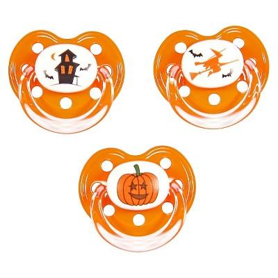 MeaMagic Halloween Pacifier Set