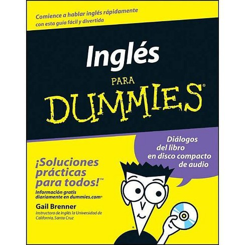 Ingles Para Dummies - by  Gail Brenner (Mixed media product) - image 1 of 1