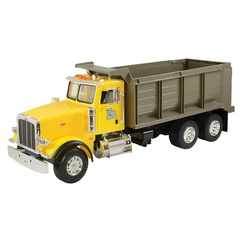 TOMY - ERTL Big Farm 1:16 Peterbilt Model 367 Straight Truck with Dump Box - image 1 of 1