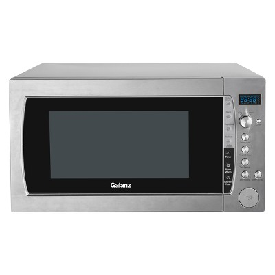Galanz 2.2 cu ft 1250W Microwave - Stainless Steel GLCMDP22S5BSV-125