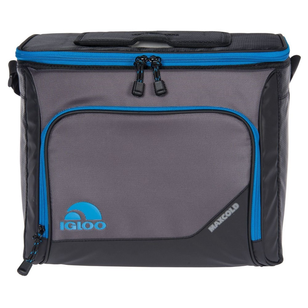 Image of Igloo MaxCold Hard Liner Cooler 24 Can - Black