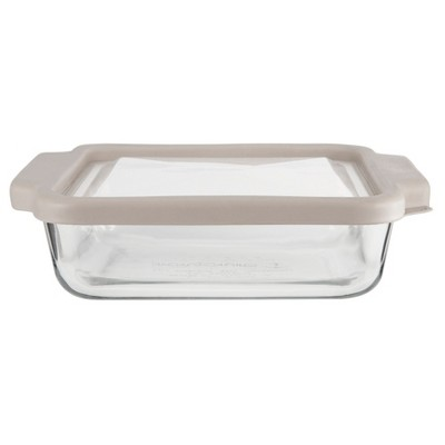 Anchor Hocking Glass 8  Bake Dish