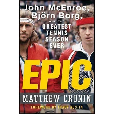 Epic - by  Matthew Cronin (Hardcover) - image 1 of 1