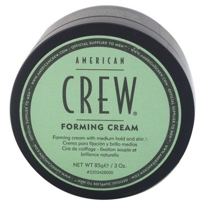Hair Styling: American Crew Forming Cream