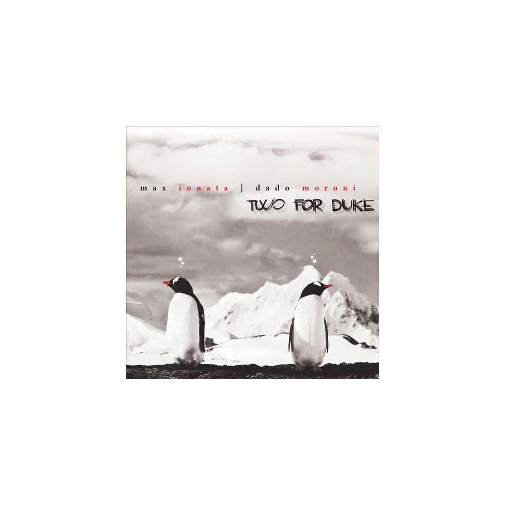 Max Ionata - Two For Duke (CD)