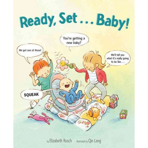 Ready, Set... Baby! (School And Library) (Elizabeth Rusch) - image 1 of 1
