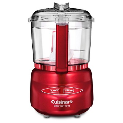 Cuisinart® Mini Prep Plus Food Processor - Red DLC-2AMR