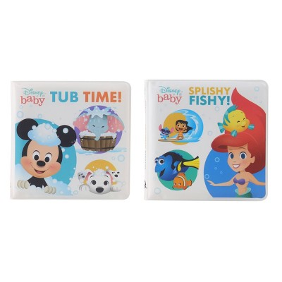 Disney Baby Bath Book Collection