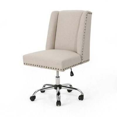 Chiara Home Office Desk Chair - Christopher Knight Home