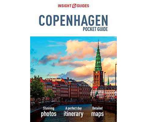 Insight Guides Copenhagen (Paperback) - image 1 of 1