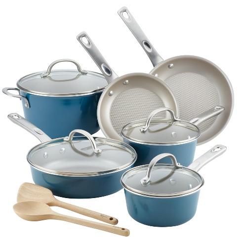 Ayesha Curry 12pc Aluminum Cookware Set - image 1 of 12