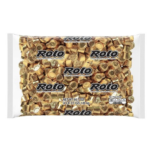 Rolo Chewy Caramels in Milk Chocolate - 66.7oz - image 1 of 7