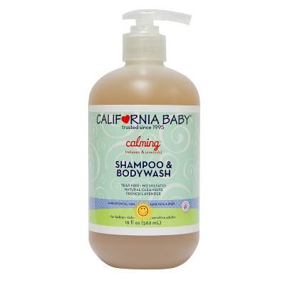 California Baby Calming Shampoo & Bodywash - 19 oz.