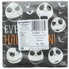 "Amscan Nightmare Before Christmas 6.5"" Party Lunch Napkins - 16 Count - image 3 of 3"