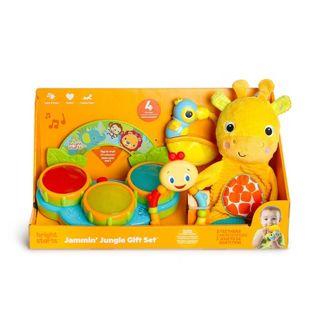 Bright Starts Jammin' Jungle Gift Set