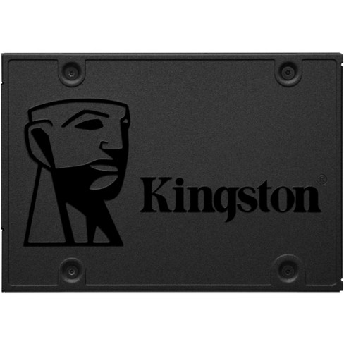 """Kingston Q500 480 GB Solid State Drive - 2.5"""" Internal - SATA (SATA/600) - Notebook Device Supported - 500 MB/s Maximum Read Transfer Rate - image 1 of 3"""