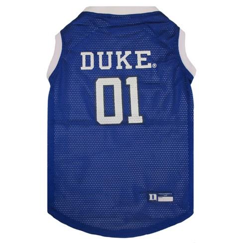 finest selection 30824 275cd NCAA Pets First Duke Blue Devils Basketball Jersey - L
